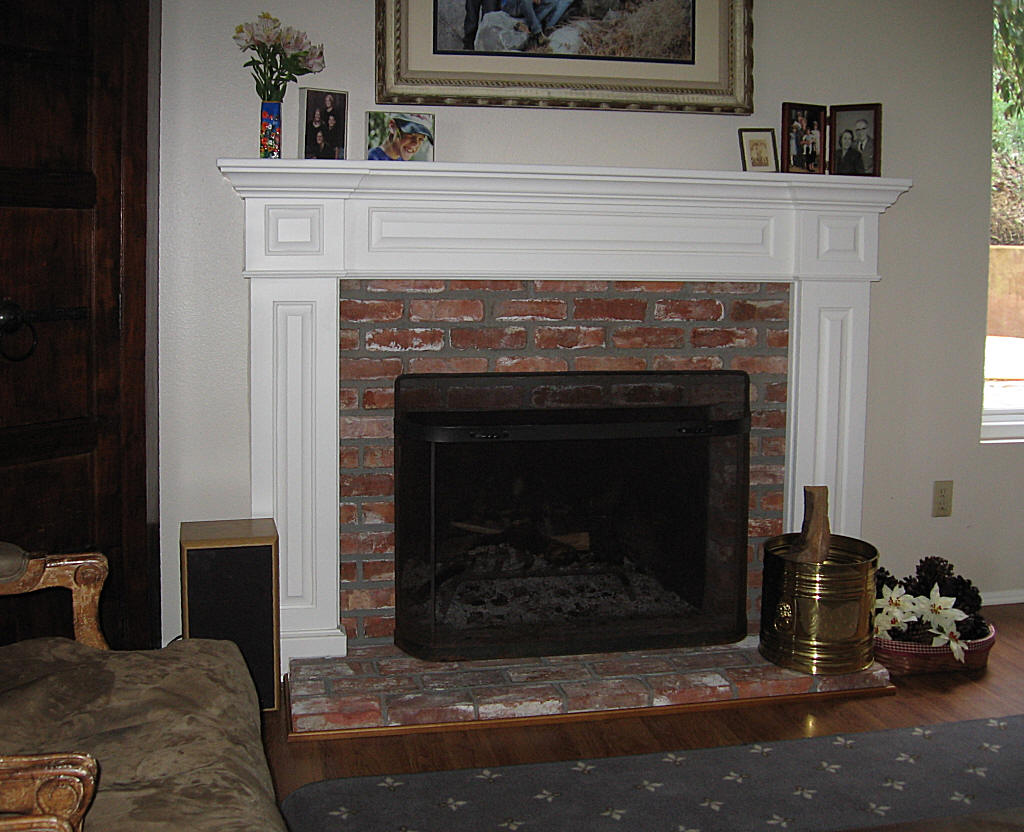 Custom mantels for Custom fireplace mantels and surrounds