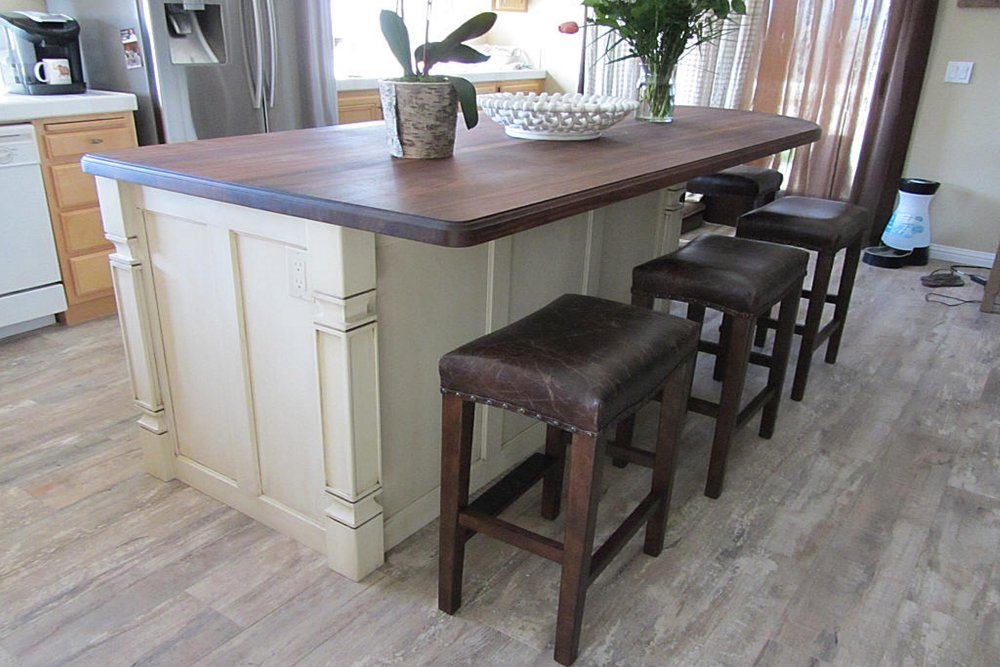 Custom Hand Crafted Wood Furniture Made In San Diego