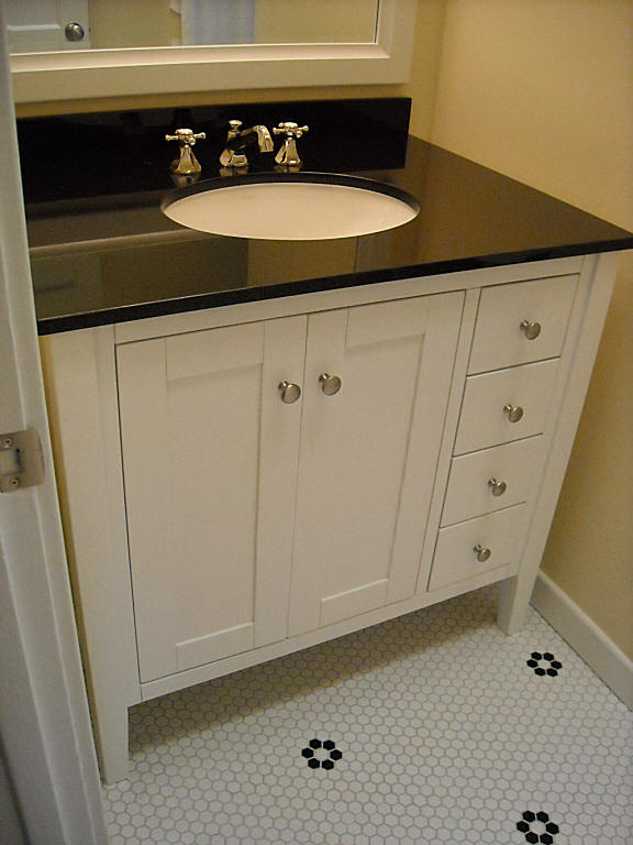custom built bathroom cabinets custom bathroom vanity 18026